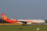 安芸あすかさんが、成田国際空港で撮影した香港航空 A330-343Xの航空フォト(写真)