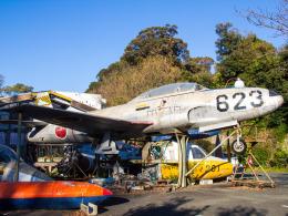 Mame @ TYOさんが、浜松基地で撮影した航空自衛隊 T-33Aの航空フォト(飛行機 写真・画像)