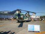 らむえあたーびんさんが、入間飛行場で撮影した航空自衛隊 CH-47J/LRの航空フォト(写真)