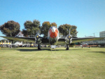 らむえあたーびんさんが、入間飛行場で撮影した航空自衛隊 EC-46Dの航空フォト(写真)