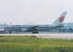 プルシアンブルーさんが、仙台空港で撮影した中国国際航空 767-2J6/ERの航空フォト(写真)