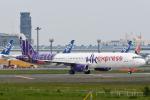 panchiさんが、成田国際空港で撮影した香港エクスプレス A321-231の航空フォト(写真)