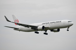 panchiさんが、成田国際空港で撮影した日本航空 767-346/ERの航空フォト(飛行機 写真・画像)