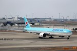 T.Sazenさんが、関西国際空港で撮影した大韓航空 777-3B5/ERの航空フォト(写真)