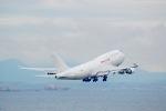 mahlさんが、中部国際空港で撮影したカリッタ エア 747-4B5(BCF)の航空フォト(写真)
