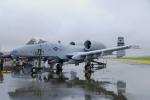 ちゃぽんさんが、横田基地で撮影したアメリカ空軍 A-10C Thunderbolt IIの航空フォト(飛行機 写真・画像)