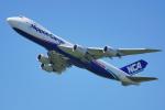 ちゃぽんさんが、成田国際空港で撮影した日本貨物航空 747-8KZF/SCDの航空フォト(写真)