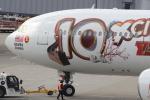 キイロイトリさんが、関西国際空港で撮影したエアアジア・エックス A330-343Xの航空フォト(写真)