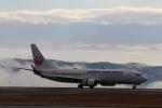 tjun1さんが、岡山空港で撮影した日本航空 737-846の航空フォト(写真)