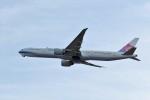 T.Sazenさんが、関西国際空港で撮影したチャイナエアライン 777-36N/ERの航空フォト(飛行機 写真・画像)