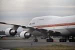 飛行機ゆうちゃんさんが、羽田空港で撮影した航空自衛隊 747-47Cの航空フォト(写真)