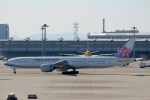 ハピネスさんが、関西国際空港で撮影したチャイナエアライン 777-309/ERの航空フォト(写真)