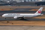 らむえあたーびんさんが、羽田空港で撮影した日本航空 767-346/ERの航空フォト(写真)