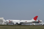 matsuさんが、成田国際空港で撮影した日本航空 747-446の航空フォト(写真)