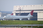 matsuさんが、成田国際空港で撮影した日本航空 747-446Dの航空フォト(写真)
