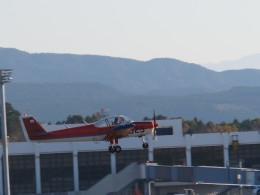 flyflygoさんが、熊本空港で撮影した日本個人所有 FA-200-180 Aero Subaruの航空フォト(飛行機 写真・画像)