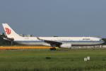 安芸あすかさんが、成田国際空港で撮影した中国国際航空 A330-343Xの航空フォト(写真)