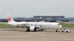 ライトレールさんが、羽田空港で撮影した日本航空 767-346/ERの航空フォト(写真)