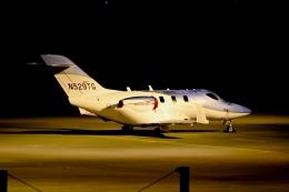 E-75さんが、函館空港で撮影したウィルミントン・トラスト・カンパニー HA-420の航空フォト(飛行機 写真・画像)