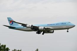 panchiさんが、成田国際空港で撮影した大韓航空 747-8B5F/SCDの航空フォト(飛行機 写真・画像)
