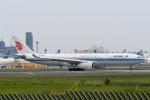 panchiさんが、成田国際空港で撮影した中国国際航空 A330-343Xの航空フォト(写真)