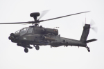 ちゃぽんさんが、フェアフォード空軍基地で撮影したイギリス陸軍 AH-64Dの航空フォト(写真)