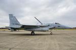 ちゃぽんさんが、茨城空港で撮影した航空自衛隊 F-15J Eagleの航空フォト(飛行機 写真・画像)