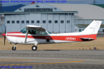 Chofu Spotter Ariaさんが、名古屋飛行場で撮影した日本個人所有 172P Skyhawkの航空フォト(写真)