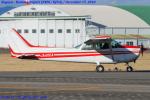 Chofu Spotter Ariaさんが、名古屋飛行場で撮影した日本個人所有 172P Skyhawk IIの航空フォト(写真)