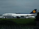 アイスコーヒーさんが、成田国際空港で撮影したルフトハンザドイツ航空 747-430の航空フォト(写真)