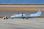 yabyanさんが、中部国際空港で撮影した国土交通省 航空局 DHC-8-315Q Dash 8の航空フォト(飛行機 写真・画像)