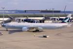 yabyanさんが、中部国際空港で撮影したキャセイパシフィック航空 777-367/ERの航空フォト(写真)