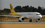幻想航空 Air Gensouさんが、成田国際空港で撮影したバニラエア A320-214の航空フォト(写真)