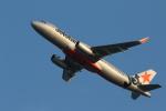 MA~RUさんが、関西国際空港で撮影したジェットスター・アジア A320-232の航空フォト(写真)