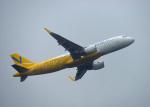鈴鹿@風さんが、成田国際空港で撮影したバニラエア A320-214の航空フォト(写真)