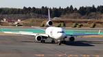 誘喜さんが、成田国際空港で撮影したフェデックス・エクスプレス MD-11Fの航空フォト(写真)