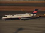 さゆりんごさんが、中部国際空港で撮影したアイベックスエアラインズ CL-600-2C10 Regional Jet CRJ-702ERの航空フォト(写真)