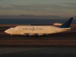 美月推しさんが、中部国際空港で撮影したボーイング 747-409(LCF) Dreamlifterの航空フォト(飛行機 写真・画像)