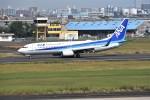 kumagorouさんが、宮崎空港で撮影した全日空 737-881の航空フォト(写真)