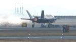 撮り撮り人さんが、岩国空港で撮影したロッキード・マーティンの航空フォト(写真)
