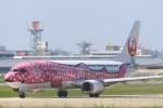 レガシィさんが、福岡空港で撮影した日本トランスオーシャン航空 737-446の航空フォト(写真)