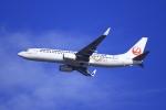 とらとらさんが、羽田空港で撮影した日本トランスオーシャン航空 737-8Q3の航空フォト(写真)