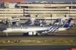 とらとらさんが、羽田空港で撮影したベトナム航空 A350-941XWBの航空フォト(飛行機 写真・画像)