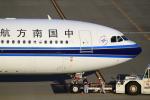 とらとらさんが、羽田空港で撮影した中国南方航空 A330-323Xの航空フォト(写真)