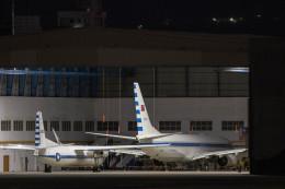 Kaaazさんが、台北松山空港で撮影した中華民国空軍 737-8ARの航空フォト(飛行機 写真・画像)