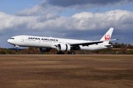 くれくんさんが、広島空港で撮影した日本航空 777-346/ERの航空フォト(飛行機 写真・画像)