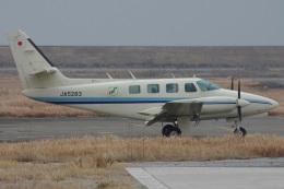 MOR1(新アカウント)さんが、佐賀空港で撮影したエス・ジー・シー佐賀航空 T303 Crusaderの航空フォト(飛行機 写真・画像)