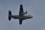 NFファンさんが、厚木飛行場で撮影したアメリカ海軍 C-2 Greyhoundの航空フォト(写真)