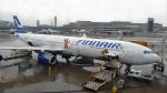 ちゃぽんさんが、成田国際空港で撮影したフィンエアー A340-313Xの航空フォト(写真)