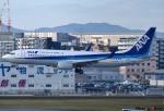 れんしさんが、福岡空港で撮影した全日空 737-881の航空フォト(写真)